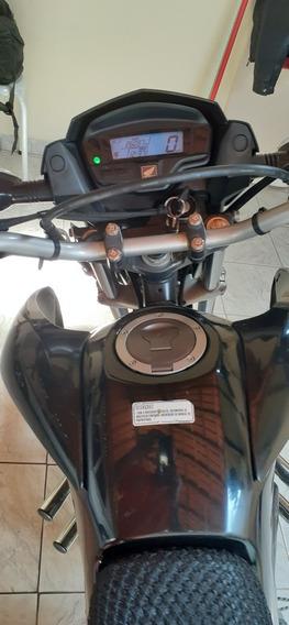 Honda Bros 160 Frexone