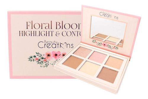 Floral Bloom Highlight & Contour Original Beauty Creations