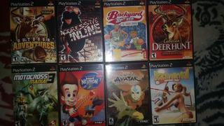 Oferta! 5 Juegos Originales Playstation 2 + Envío Gratis