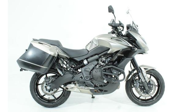 Kawasaki Versys Abs 2018 Prata