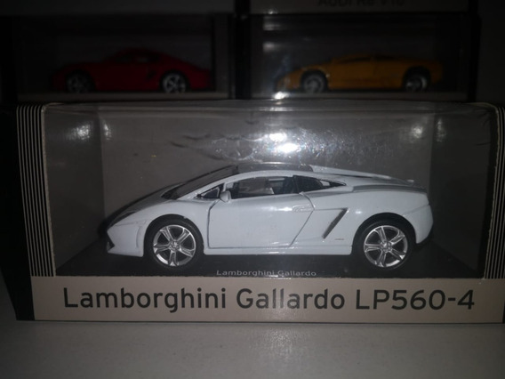 Lamborghini Gallardo Lp560-4 . Col Deportivos De Leyenda