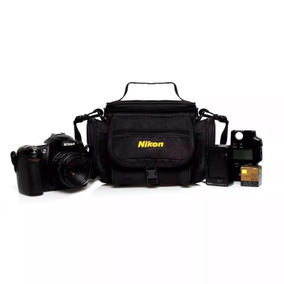 Bolsa Capa Case Para Cameras Nikon.
