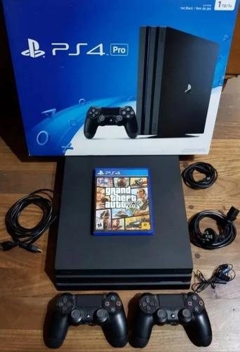 Playstation 4 Pro Nuevo En Su Caja Ofertas 849 210-7251