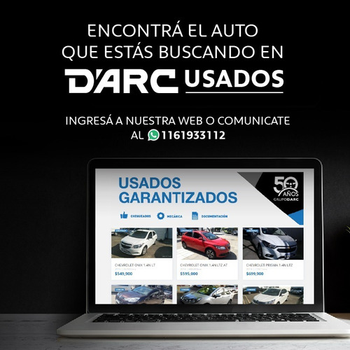 Peugeot 208 Allure 1.5n Touchscreen - Darc Autos Usados