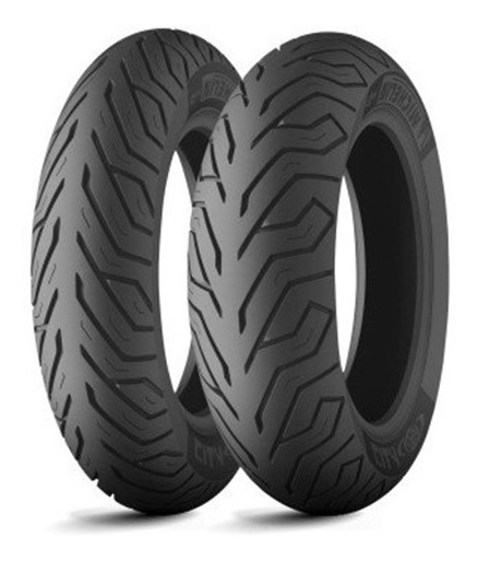 Pneu Citycom 300i Michelin Par 130/70-16 110/70-16 City Grip
