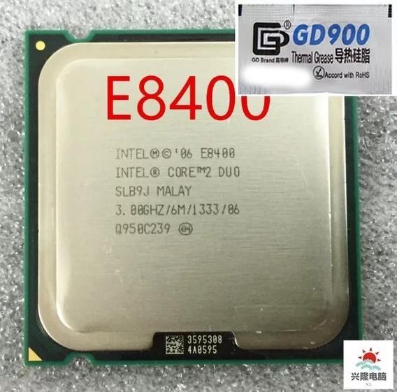 Core 2 Duo E8400 + Pasta(=mx-4)