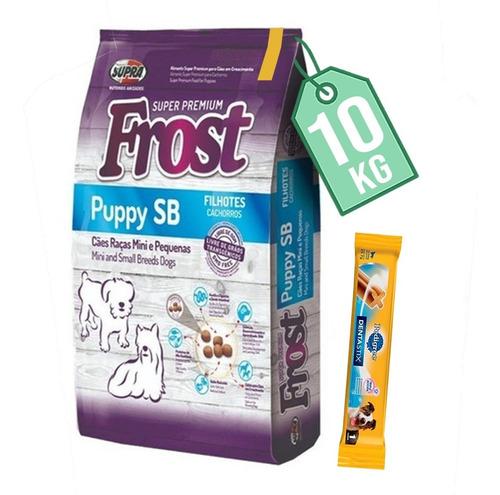 Comida Frost Perro Cachorro Razas Peq 7.5 Kg