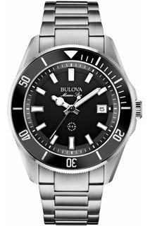 Reloj Hombre Bulova 98b203 Marine Star Envio Gratis Ag Ofi M