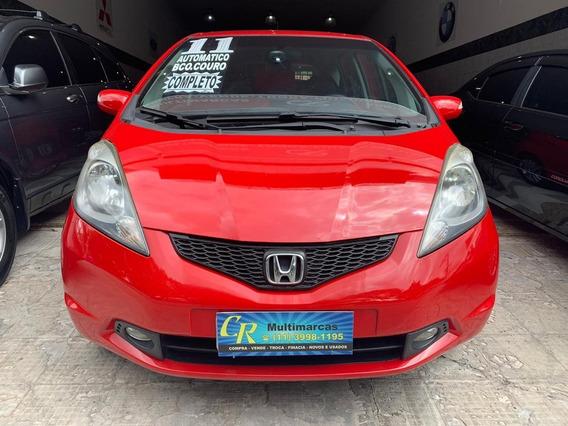 Honda Fit 1.5 Ex 16v Flex 4p Automático 2011