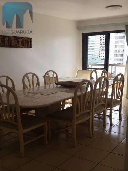 Apartamento A Venda No Bairro Tombo Em Guarujá - Sp. - 159-1