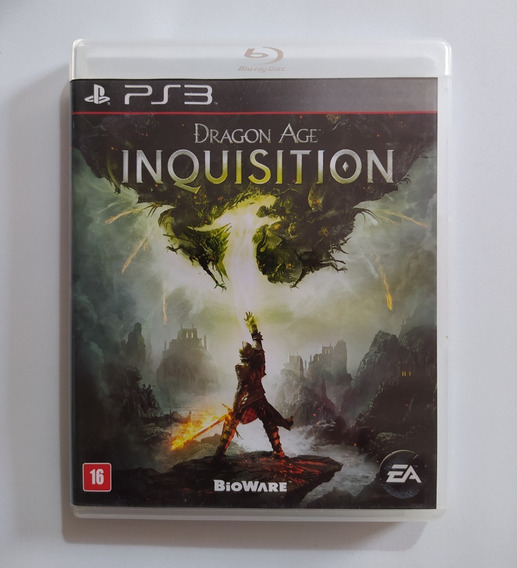 Dragon Age Inquisition - Ps3 Playstation 3 Original