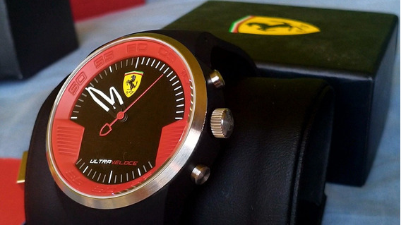 Relógio Inteligente Ferrari. Troco