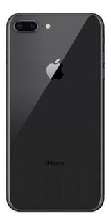 Apple iPhone 8 Plus Lacrado Cor Rosa / Preto E Cinza