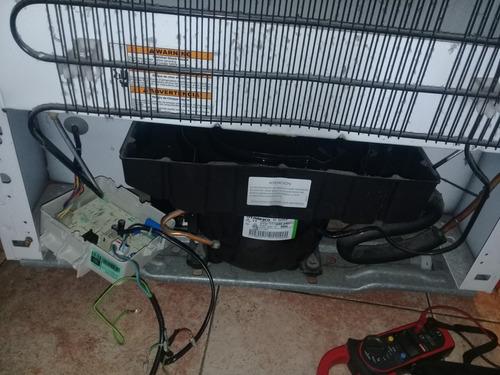 Imagen 1 de 7 de Reparacion Service Heladeras,split,carga Gas,motor Compresor