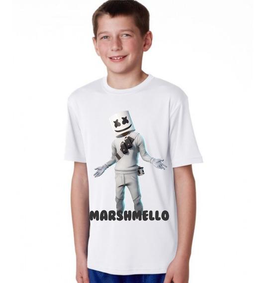 Playera Marshmello Dj Fornite Mello Gang Envio Gratis