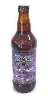 Cerveza Antares Honey Barley Wine Imp Stout!