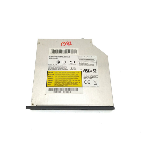 Drive Gravador Cd Dvd Sata Notebook Acer Aspire 6935g 6935