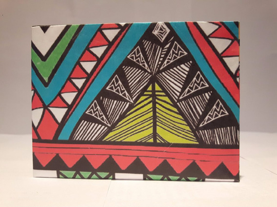 Tywallets Tribal - Billeteras De Papel Tyvek