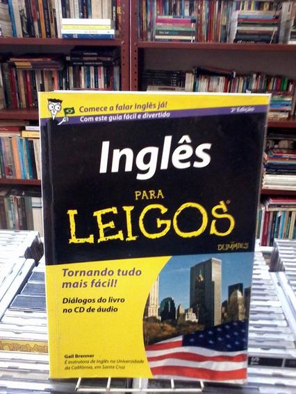 Ingles Para Leigos Gail Brenner -sem Cd/dc02