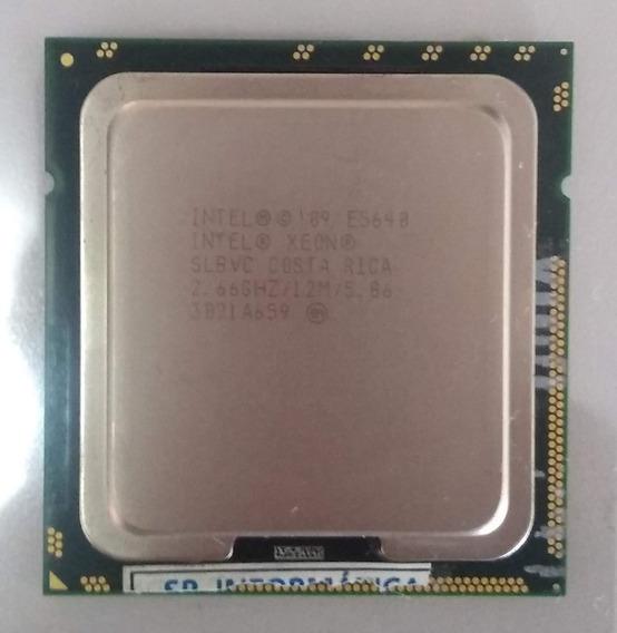 Processador Intel Xeon E5640 I7 950 I7 960 Lga 1366