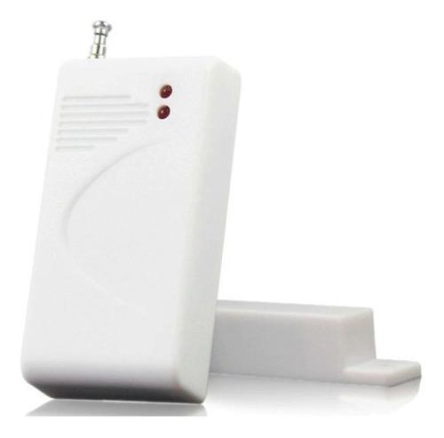 Sensor Magnético Inalámbrico Puerta Ventana De 433 Mhz Alarm
