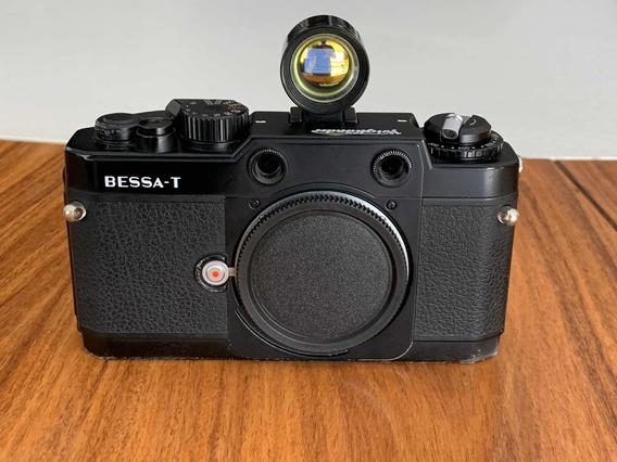Câmera Voigtlander Bessa T (mount Leica M)