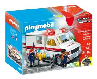 Playmobil City 5681 - Ambulância