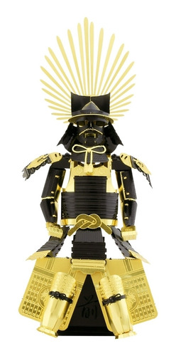 Armadura Japonesa Toyotomi Para Armar