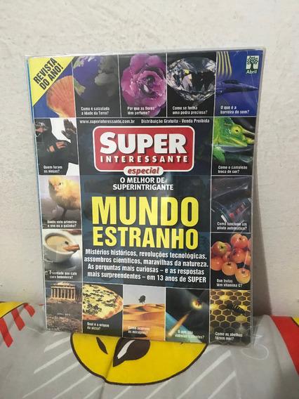 Revista Mundo Estranho N° 1 - Agosto 2001