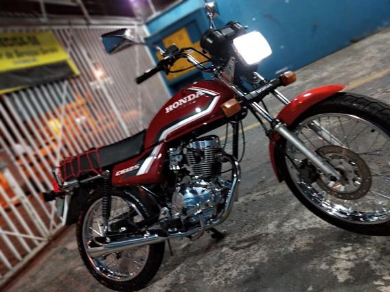 Honda Cg Ano 88