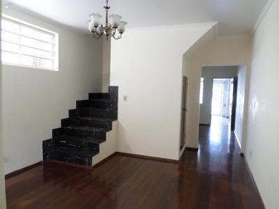 Casa Residencial Para Locação, Vila Santa Catarina, Americana. - Ca0352
