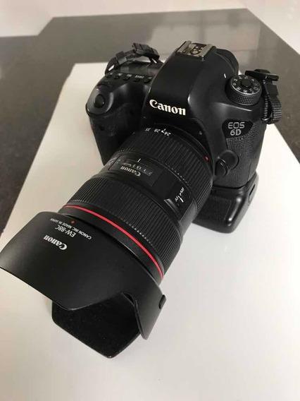Canon 6d + 24-70 2.8 L Ii