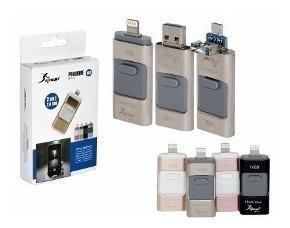 Pen Drive De iPhone,v8-mini Usb, Usb Otg 32gb Knup 12