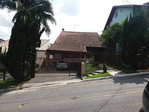 Casa Residencial À Venda, San Diego Park, Granja Viana Cotia. - Ca15740