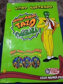 Album Ultra-magic Tazo O Máskara Completo
