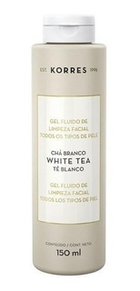 Korres - Gel Fluído De Limpeza Facial - White Tea