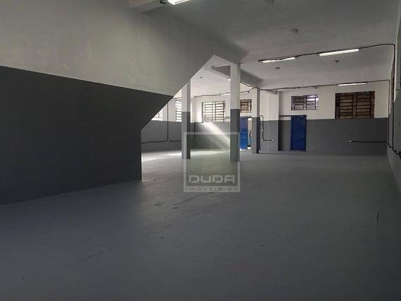 Galpão À Venda, 1163 M² Por R$ 2.500.000 - Vila Monumento - São Paulo/sp - Ga0046