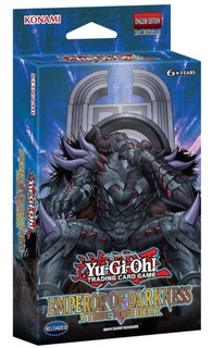 Yu- Gi- Oh Tcg: Structure Deck - Emperor Of Darkness -