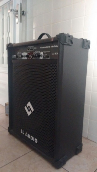 Ll Audio Caixa Amplificada Multiuso Ll 200