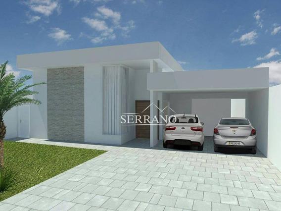 Casa À Venda, 226 M² Por R$ 850.000,00 - Residencial Florisa - Limeira/sp - Ca0325