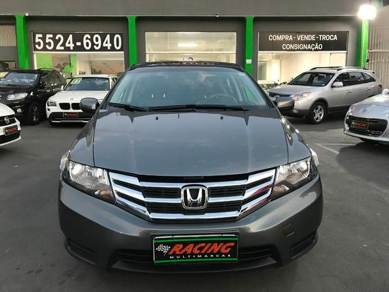 Honda City Lx 1.5 Flex Automático 2013/2013 (único Dono)