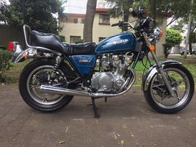 Suzuki Gs 550 L 1980 Sólo Conocedores