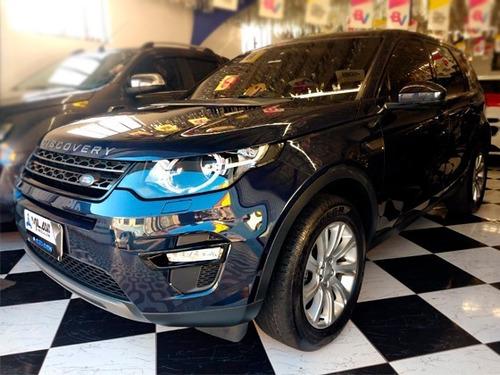 Land Rover Discovery Sport Si4 Se 2.0 Turbo Blindada