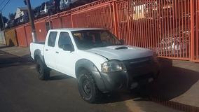 Peças Para Sucata De Nissan/frontier 4x4 Motor, Cambio, Lata