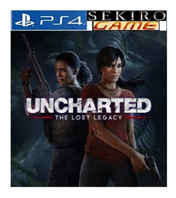 Uncharted Lost Legacy Ps4 Psn2 Digital Dublado