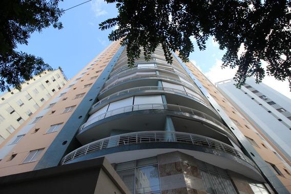 Apartamento No Ocean Drive - 4 Suítes, 2 Vagas, Armários, Lazer Completo - 1137