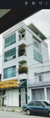 Apartamento Lado Praia Em 1 Quarto Em Praia Grande/sp