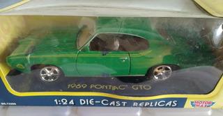 Carro De Colección Pontiac Gto 1.24 L I Q U I D A C Ion