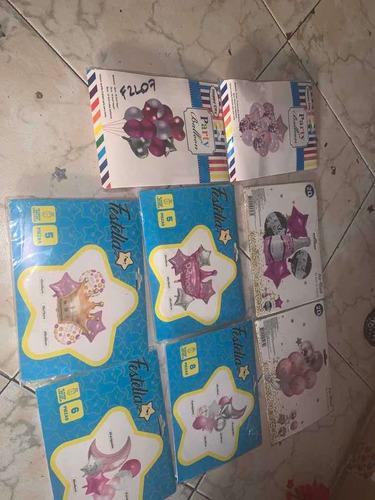 Buquets De Globos Para Decoracion De Fiestas