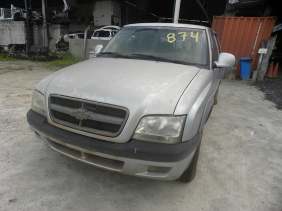 Sucata Chevrolet S10 2.4 Advantage 2006 4x2